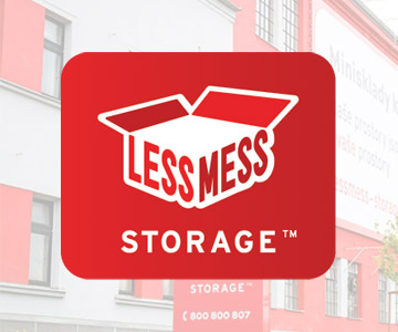 LessMess Storage